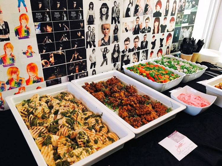Delicious Office Lunches Delivered to Your Meeting Space